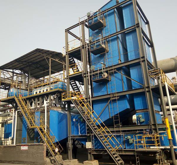 脱硫、脱硝、余热锅炉一体化工程